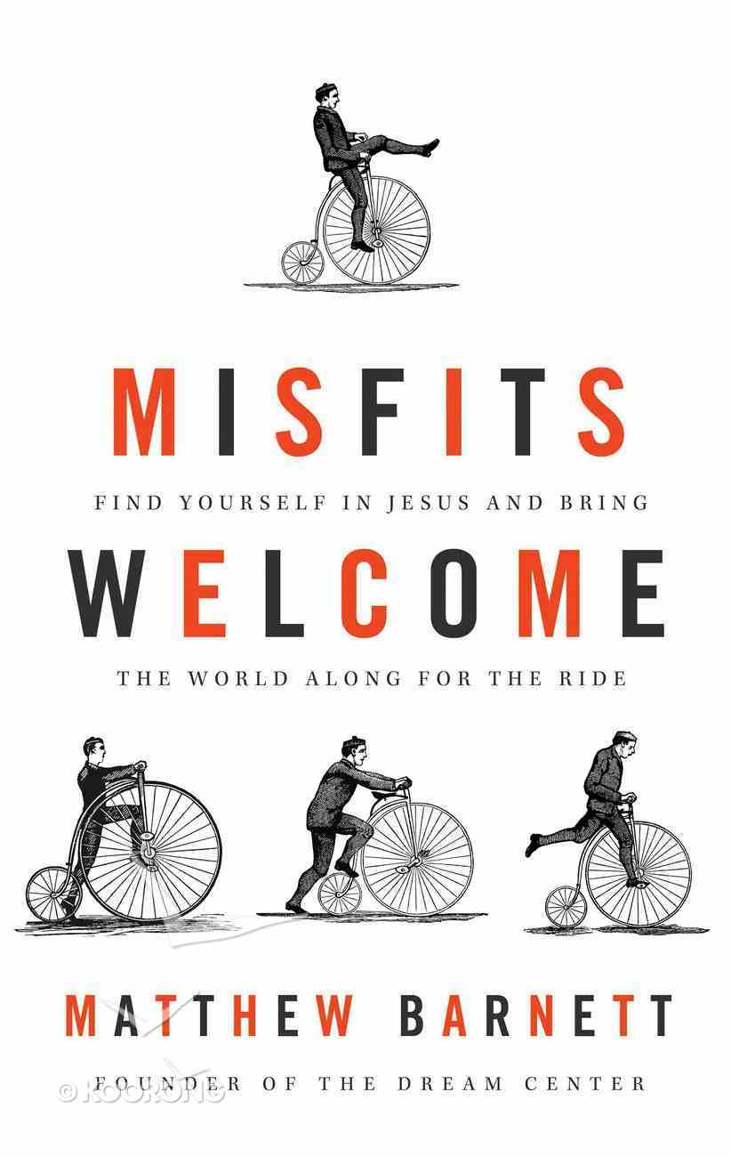 Misfits Welcome eBook