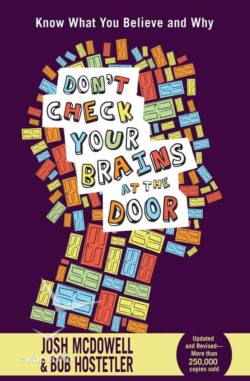 Don't Check Your Brains At the Door eBook