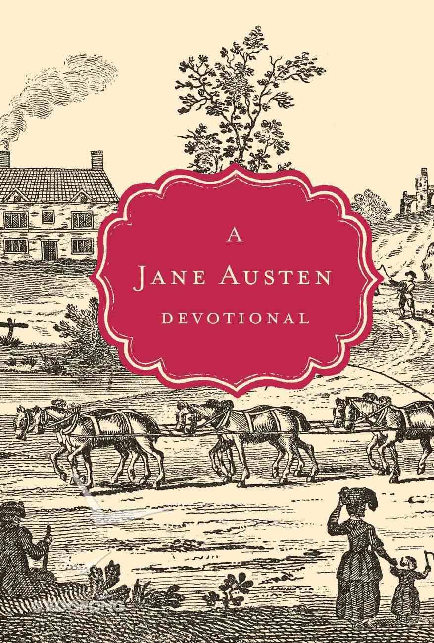 A Jane Austen Devotional eBook