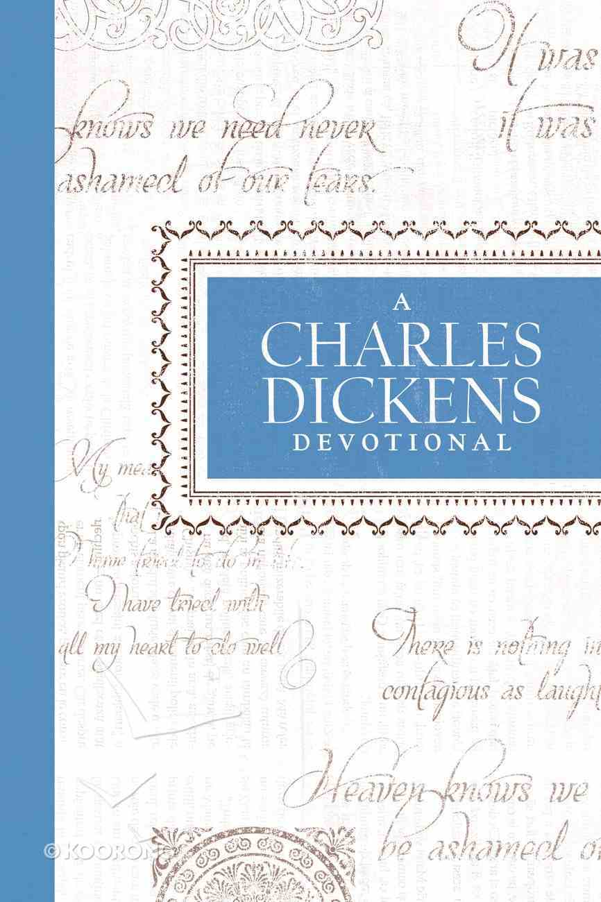 A Charles Dickens Devotional eBook