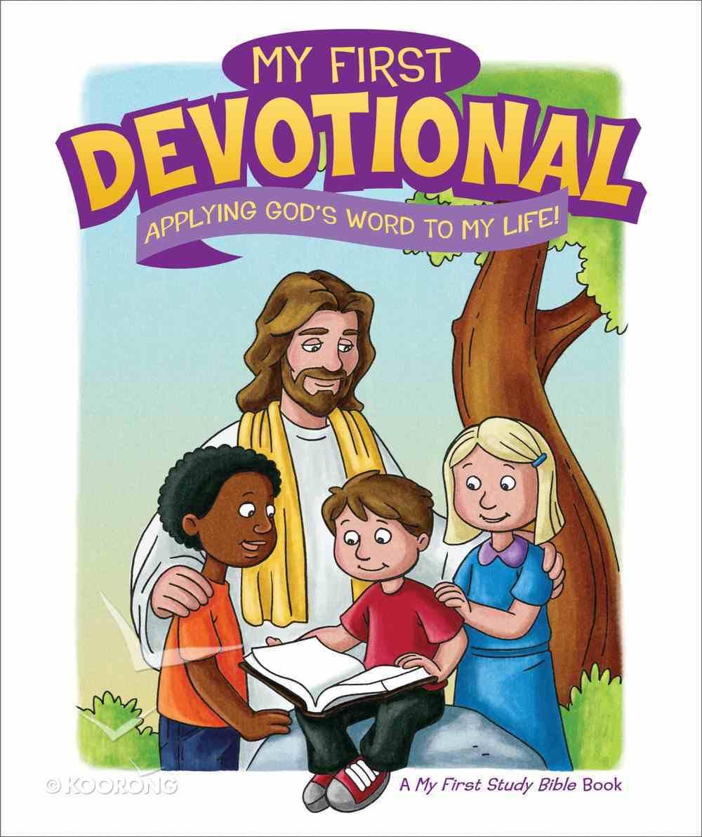My First Devotional eBook