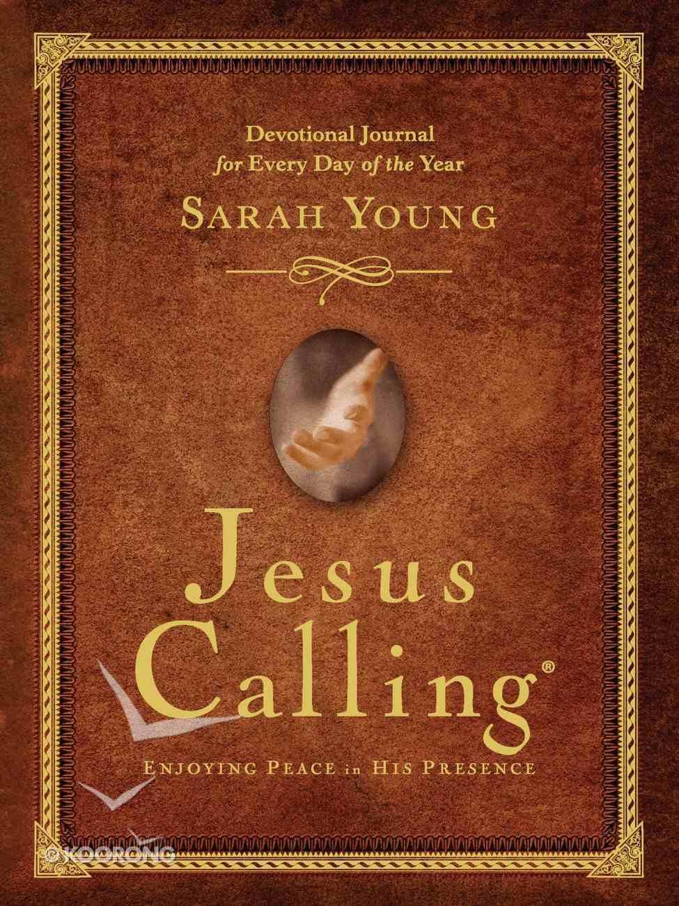 Jesus Calling: 365 Journaling Devotional eBook