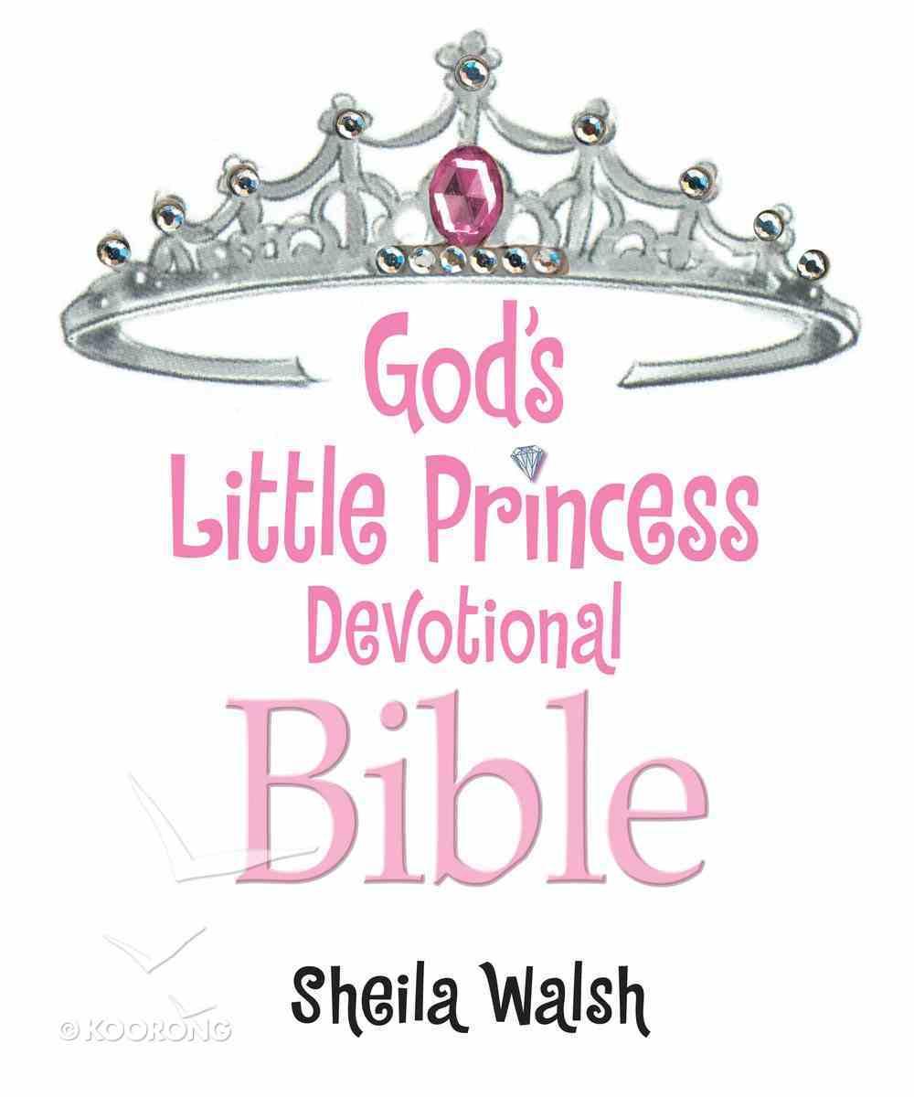 God's Little Princess Devotional Story Bible (Gigi, God's Little Princess Series) eBook