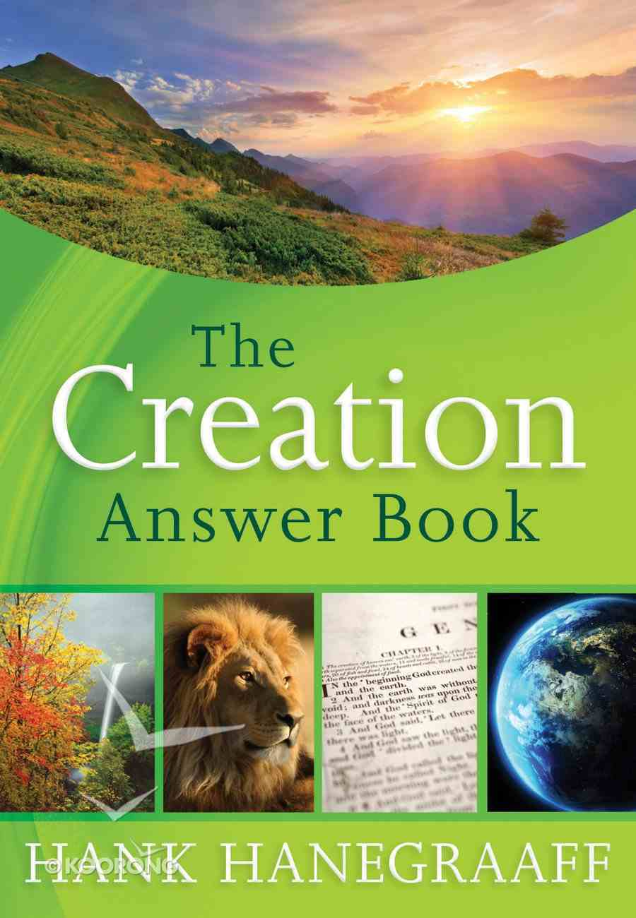 The Creation Answer Book eBook