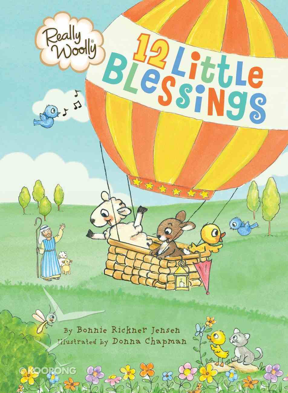Really Woolly 12 Little Blessings (Really Woolly Series) eBook