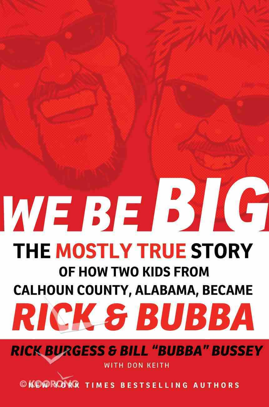 We Be Big (101 Questions About The Bible Kingstone Comics Series) eBook