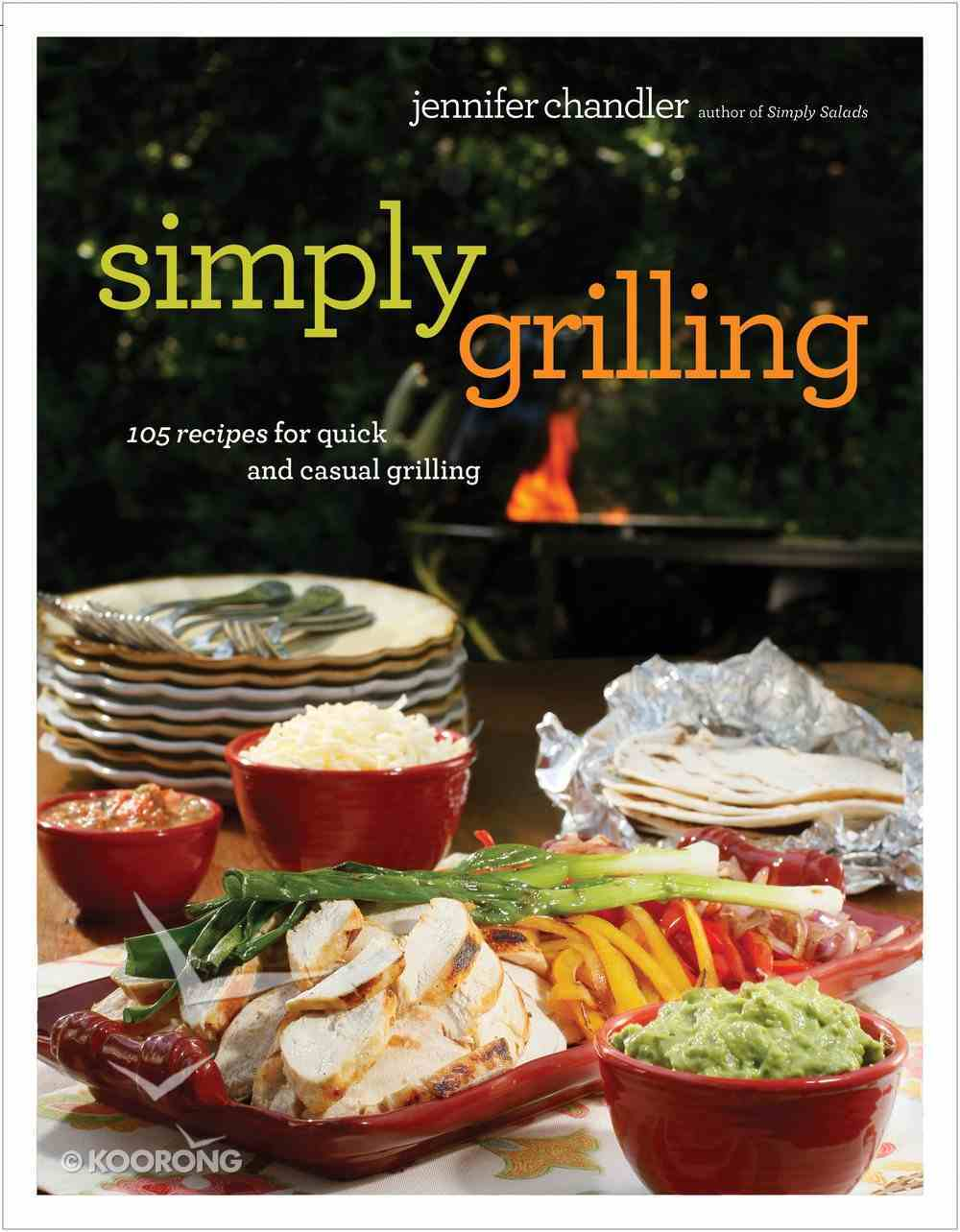 Simply Grilling eBook