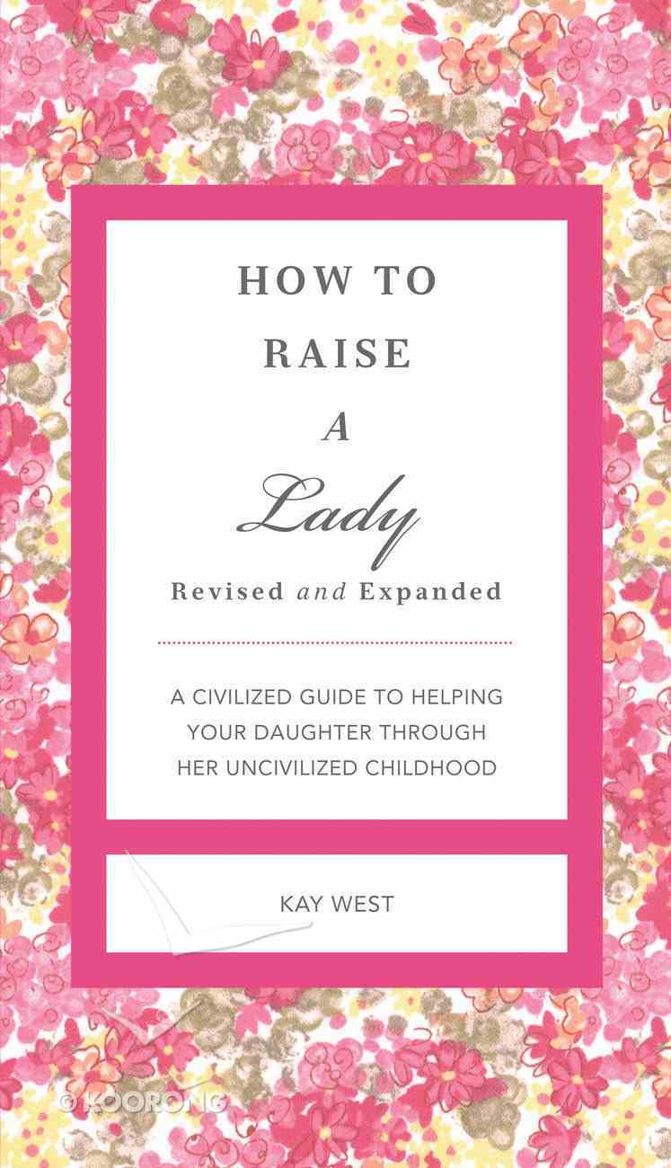 How to Raise a Lady eBook