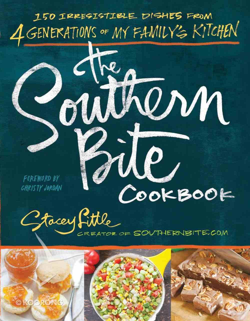 The Southern Bite Cookbook eBook