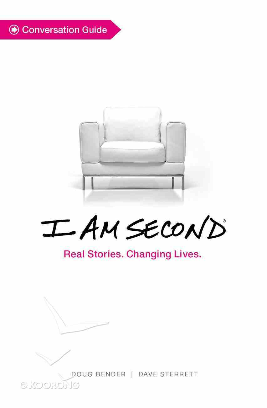 I Am Second: Real Stories. Changing Lives (Conversation Guide) eBook