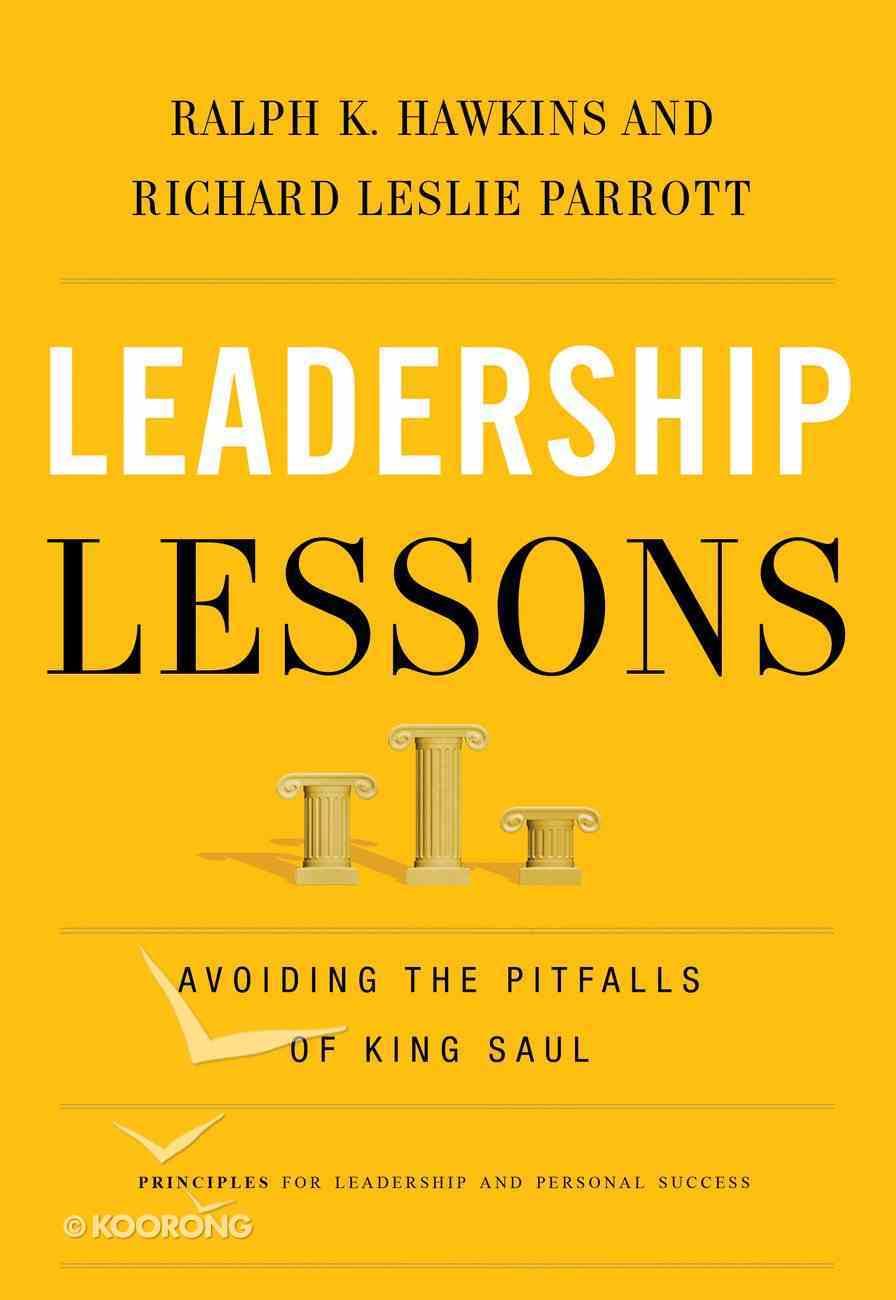 Leadership Lessons eBook