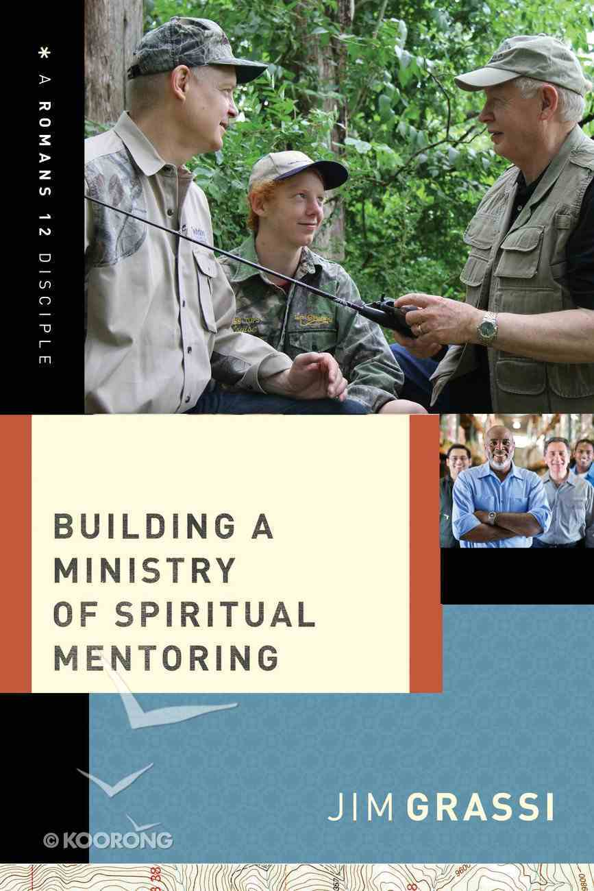 Building a Ministry of Spiritual Mentoring eBook