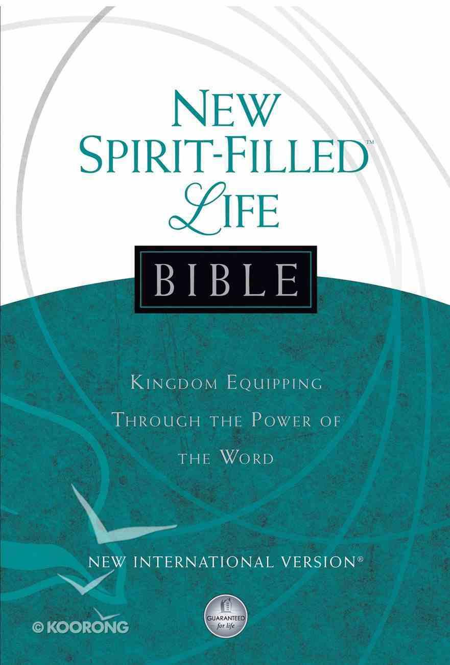 NIV New Spirit-Filled Life Bible eBook
