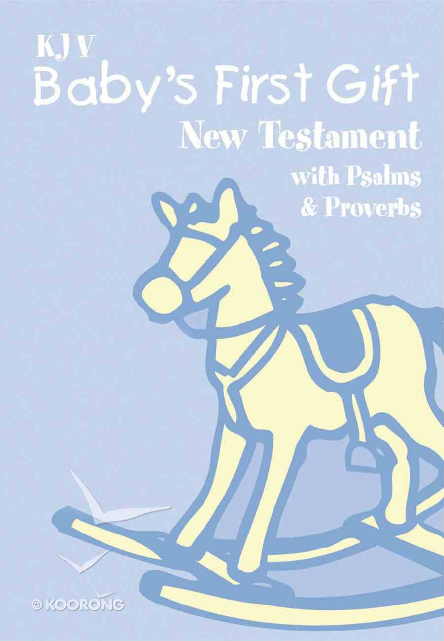 KJV Baby's First Gift New Testament eBook