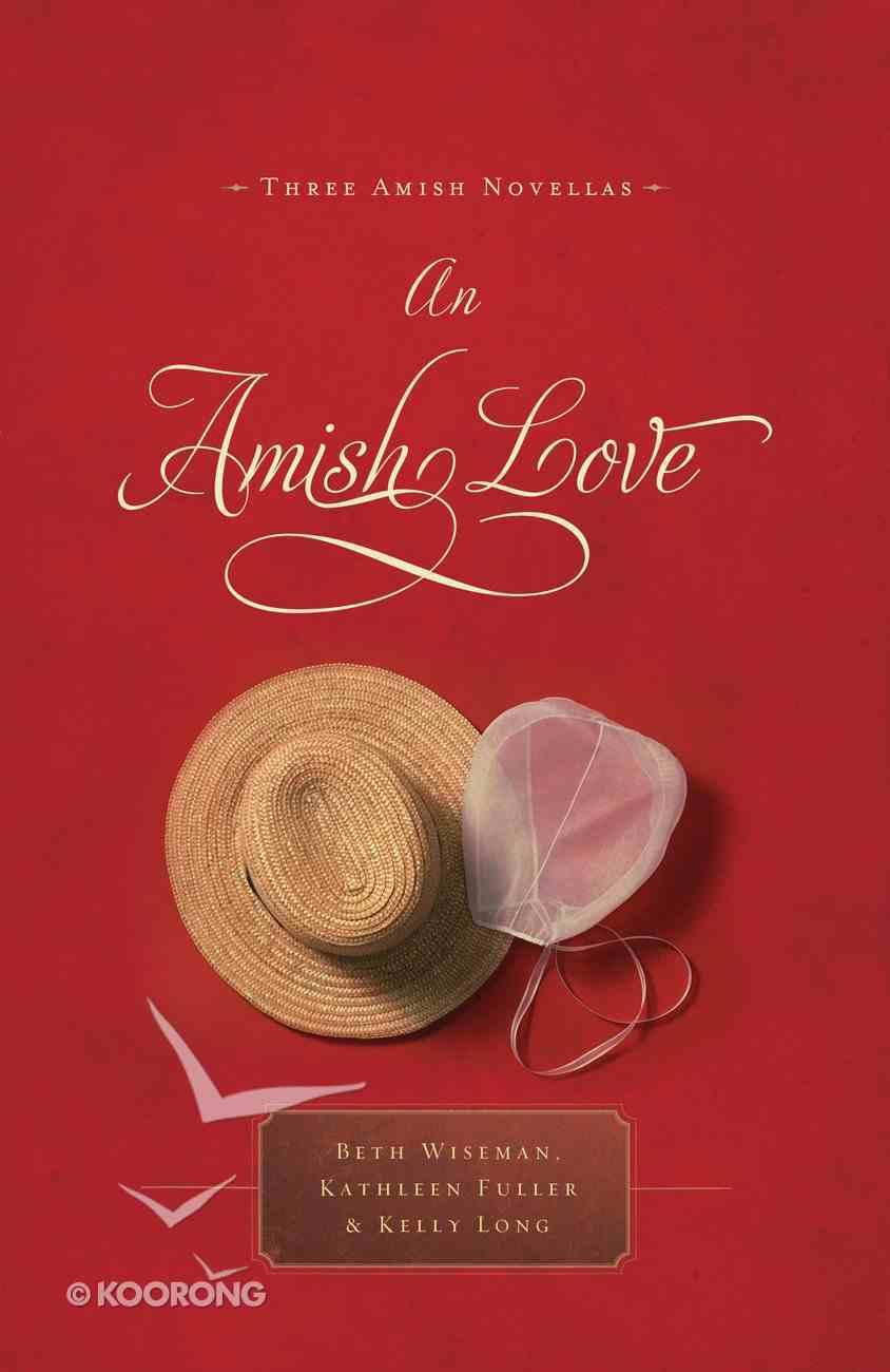 An Amish Love eBook