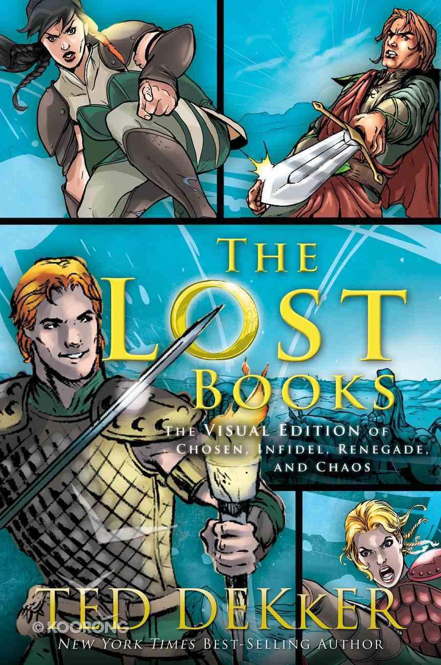 The Lost Books (Visual Edition) eBook