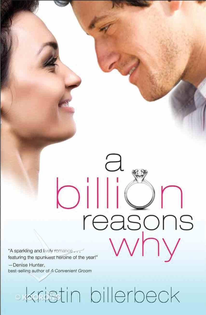 A Billion Reasons Why eBook