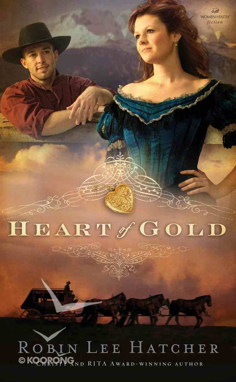 Heart of Gold eBook