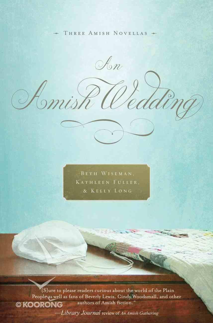 An Amish Wedding eBook