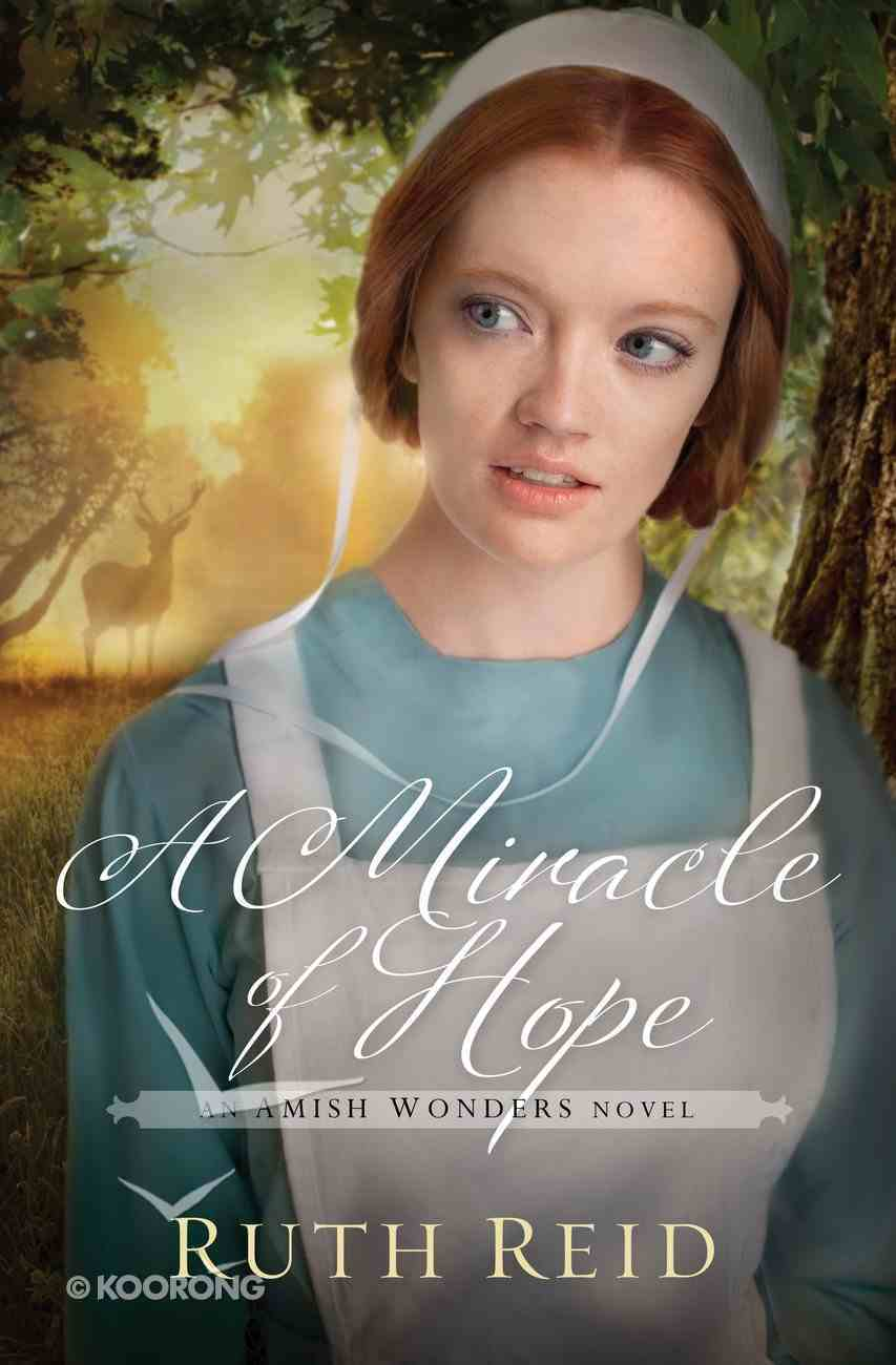 A Miracle of Hope (#01 in The Amish Wonders Series) eBook