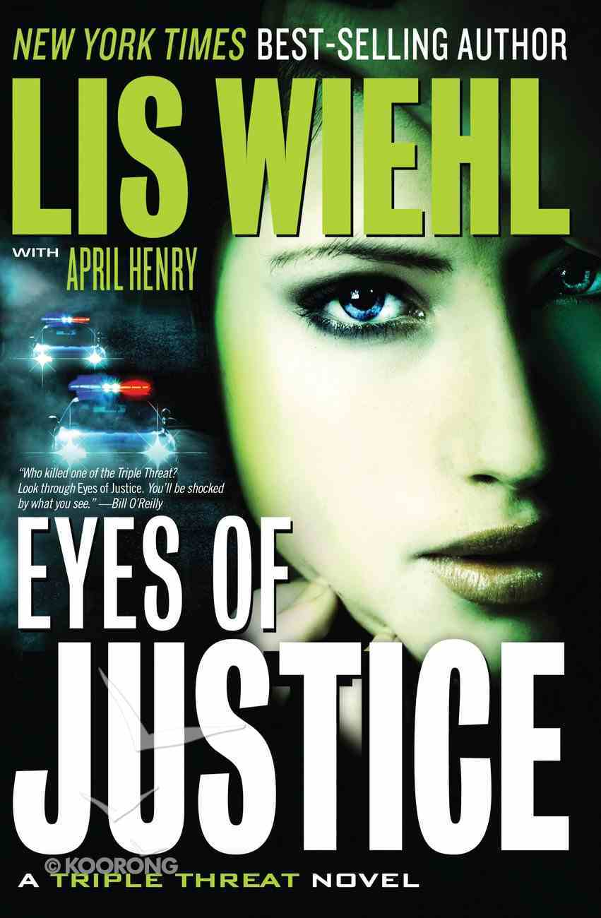 Eyes of Justice eAudio Book