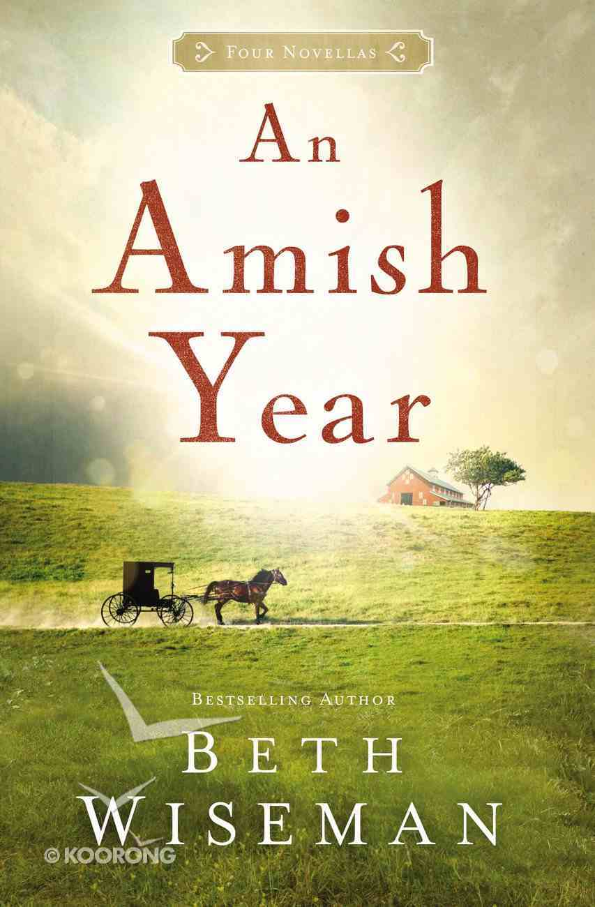An Amish Year eBook