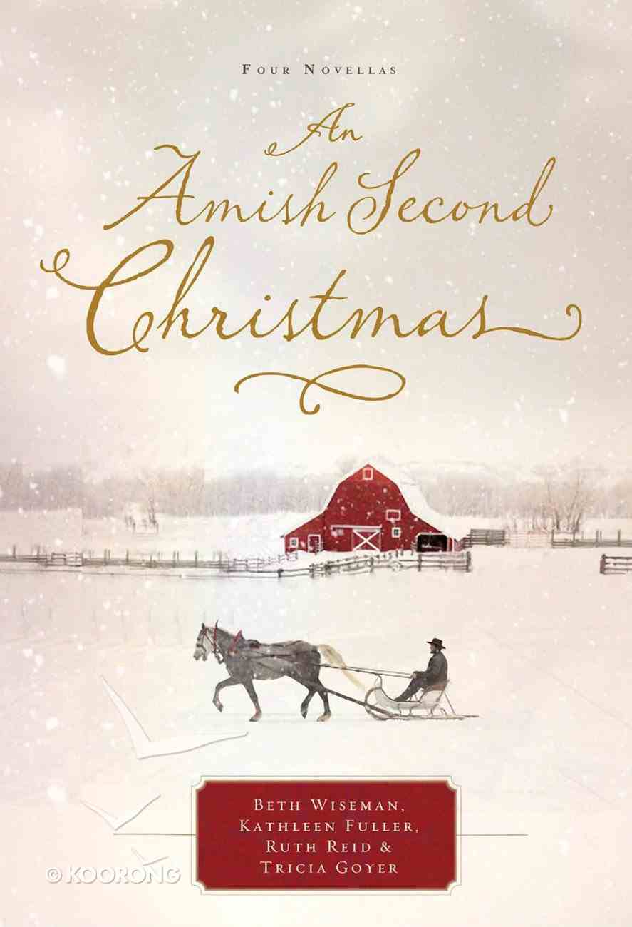 An Amish Second Christmas eBook