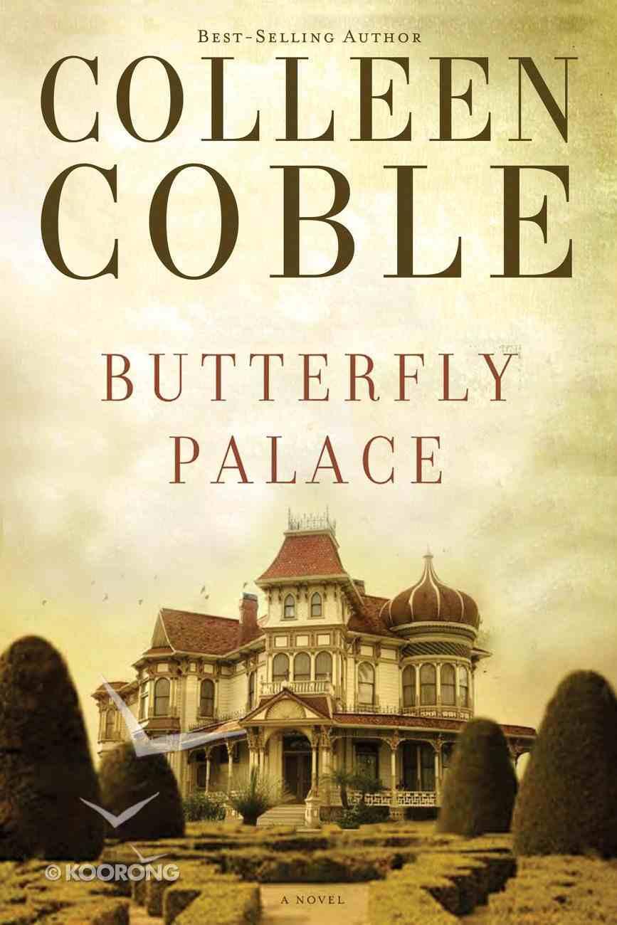 Butterfly Palace eBook