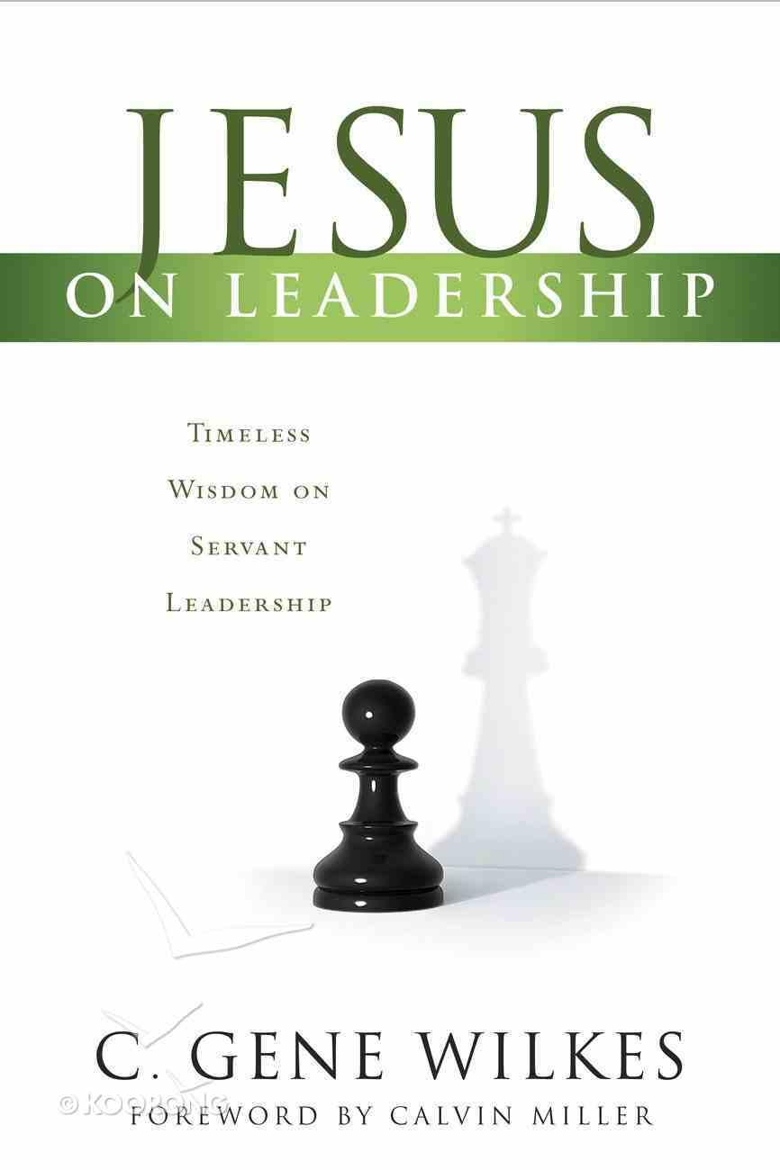 Jesus on Leadership eBook