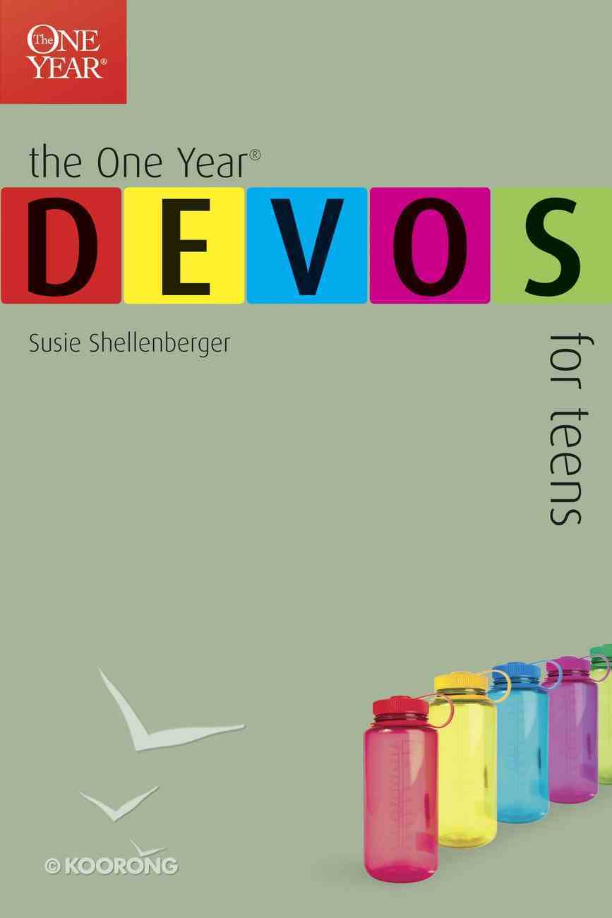 The One Year Devos For Teens (One Year Series) eBook