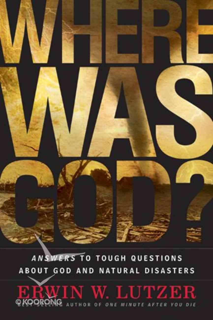 Where Was God? eBook