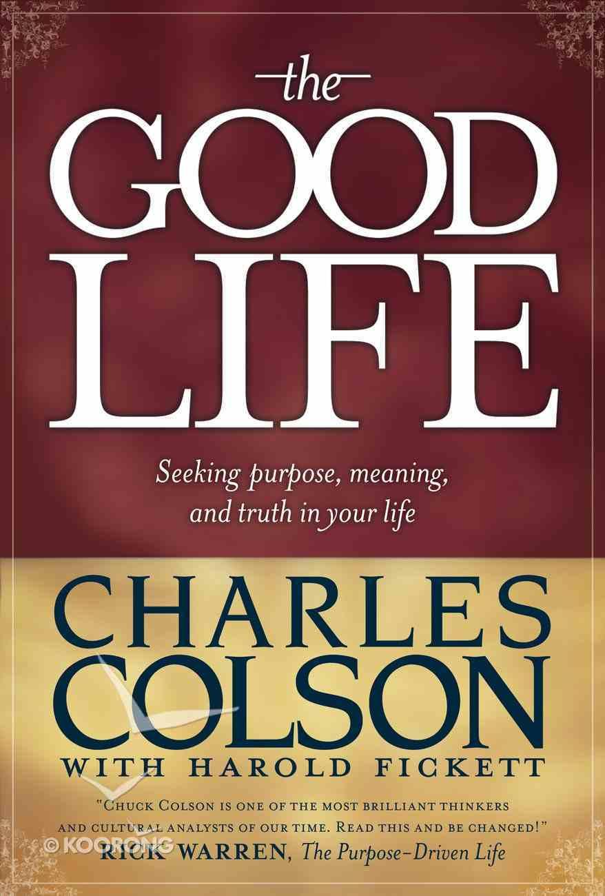The Good Life eBook