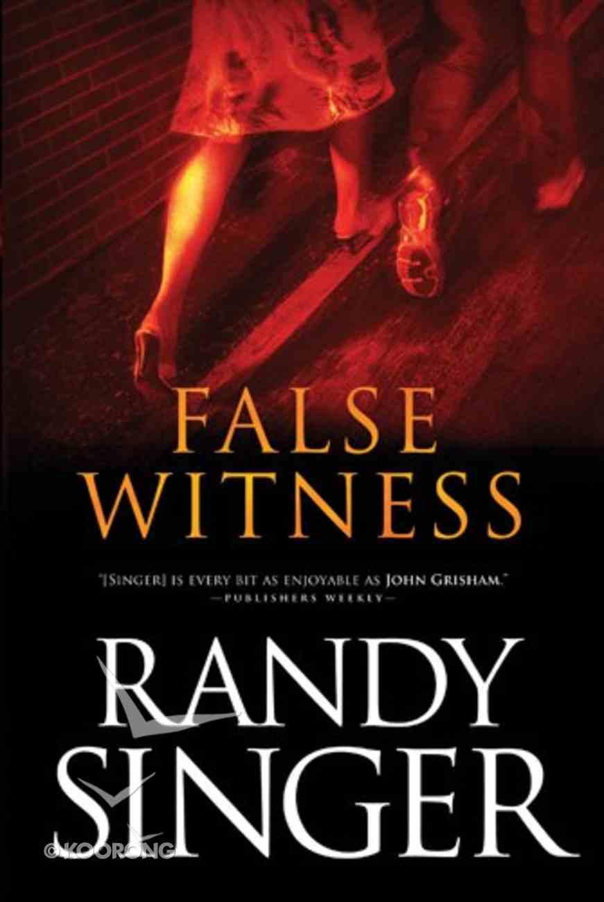 False Witness Paperback