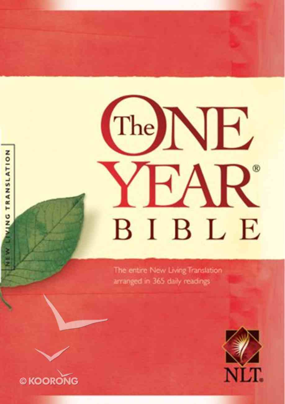 NLT One Year Bible eBook