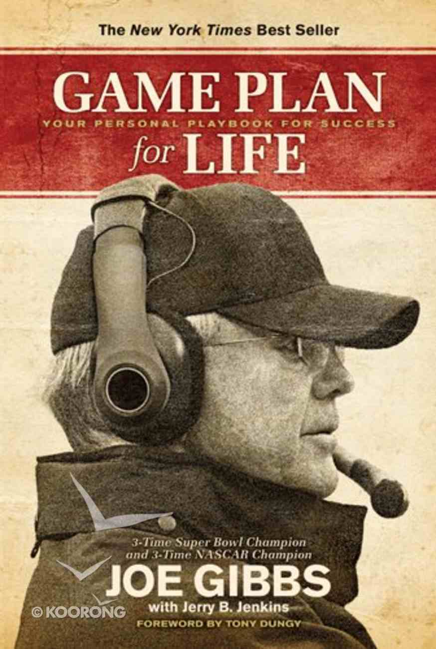 Game Plan For Life eBook