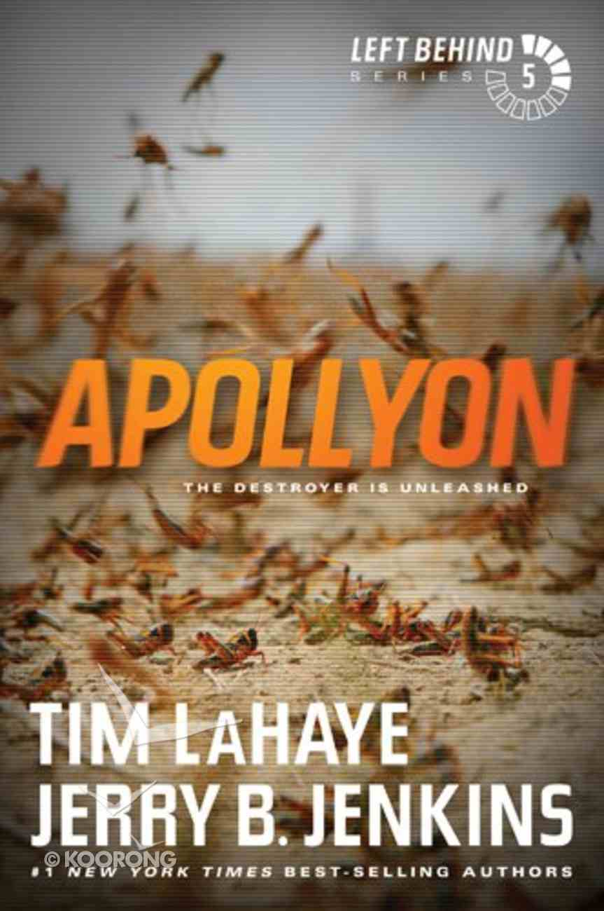 Apollyon (#05 in Left Behind Series) eBook