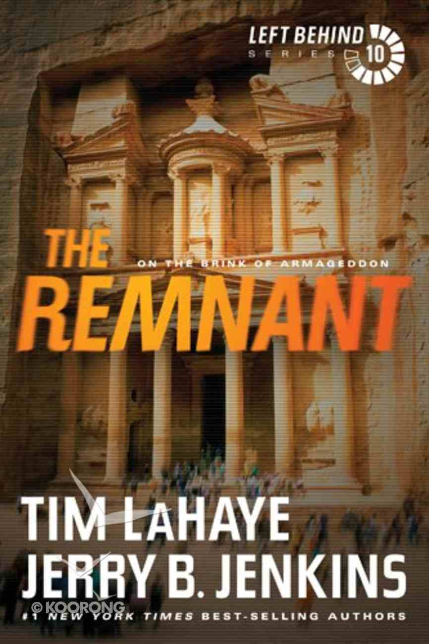 The Remnant (#10 in Left Behind Series) eBook