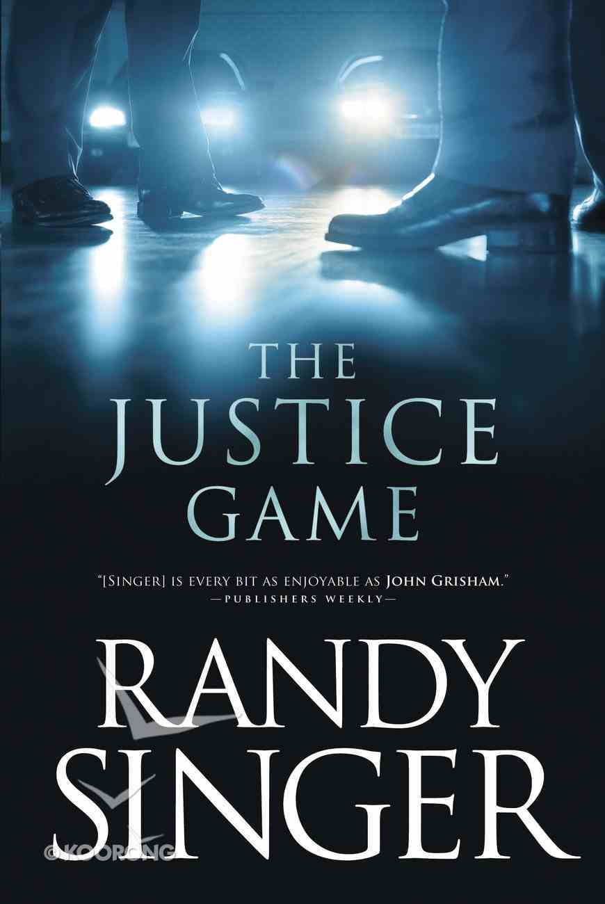 The Justice Game eBook
