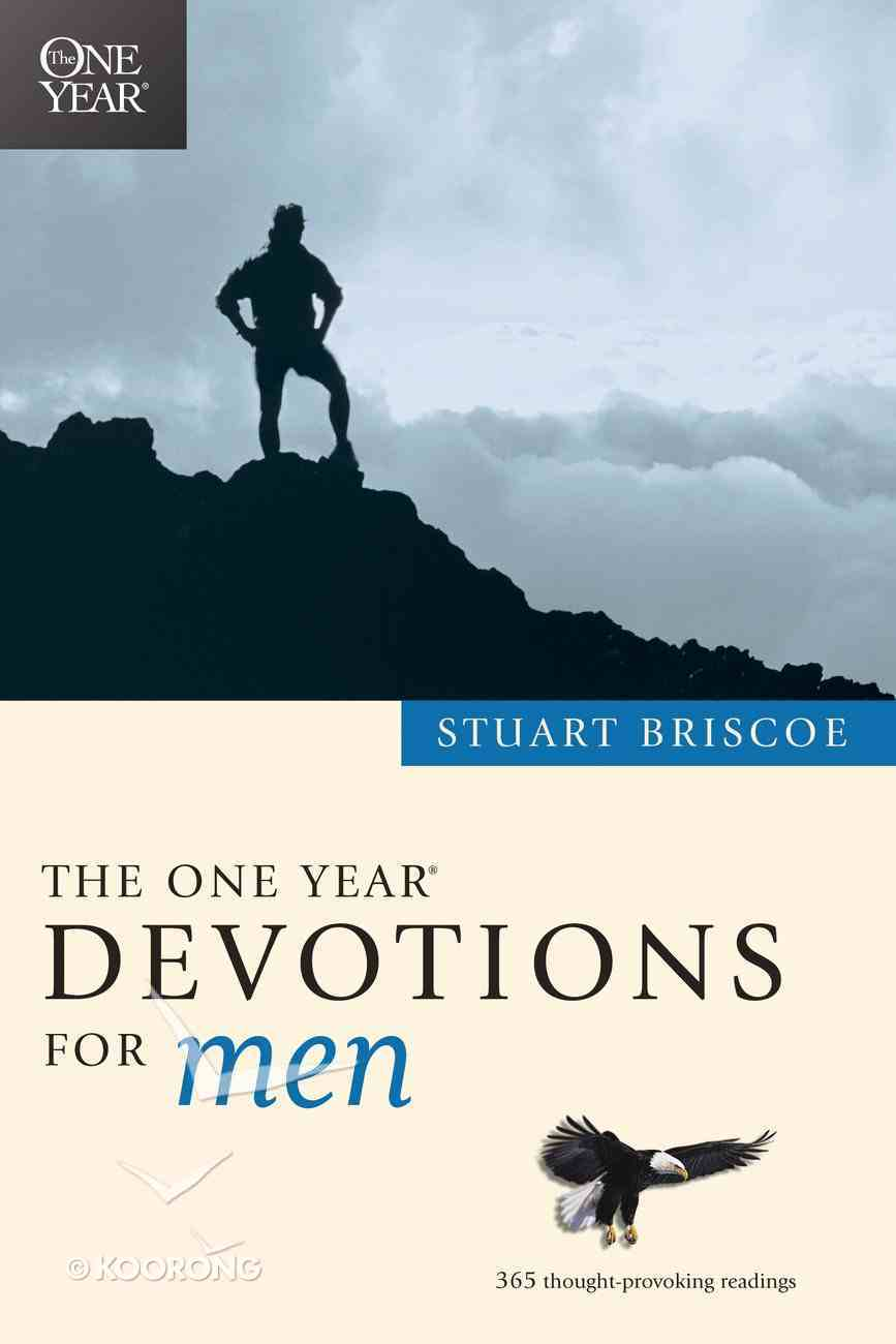 The One Year Devotions For Men eBook