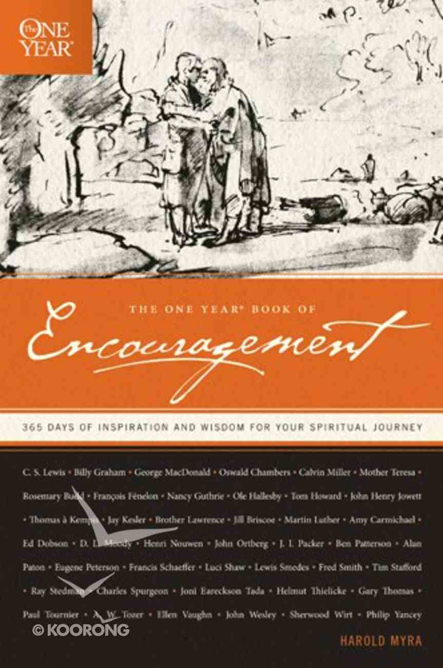 The One Year Book of Encouragement eBook