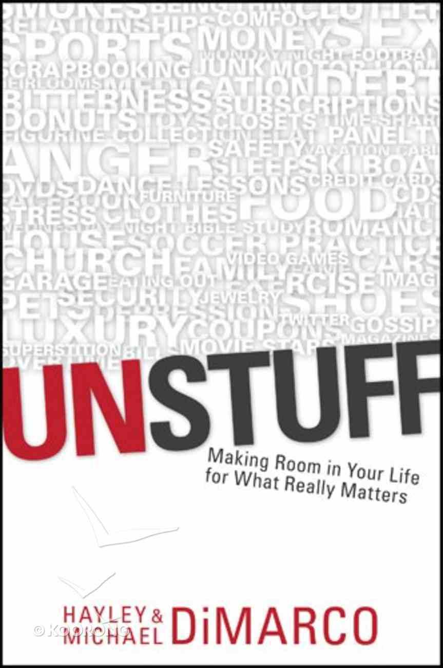 Unstuff eBook