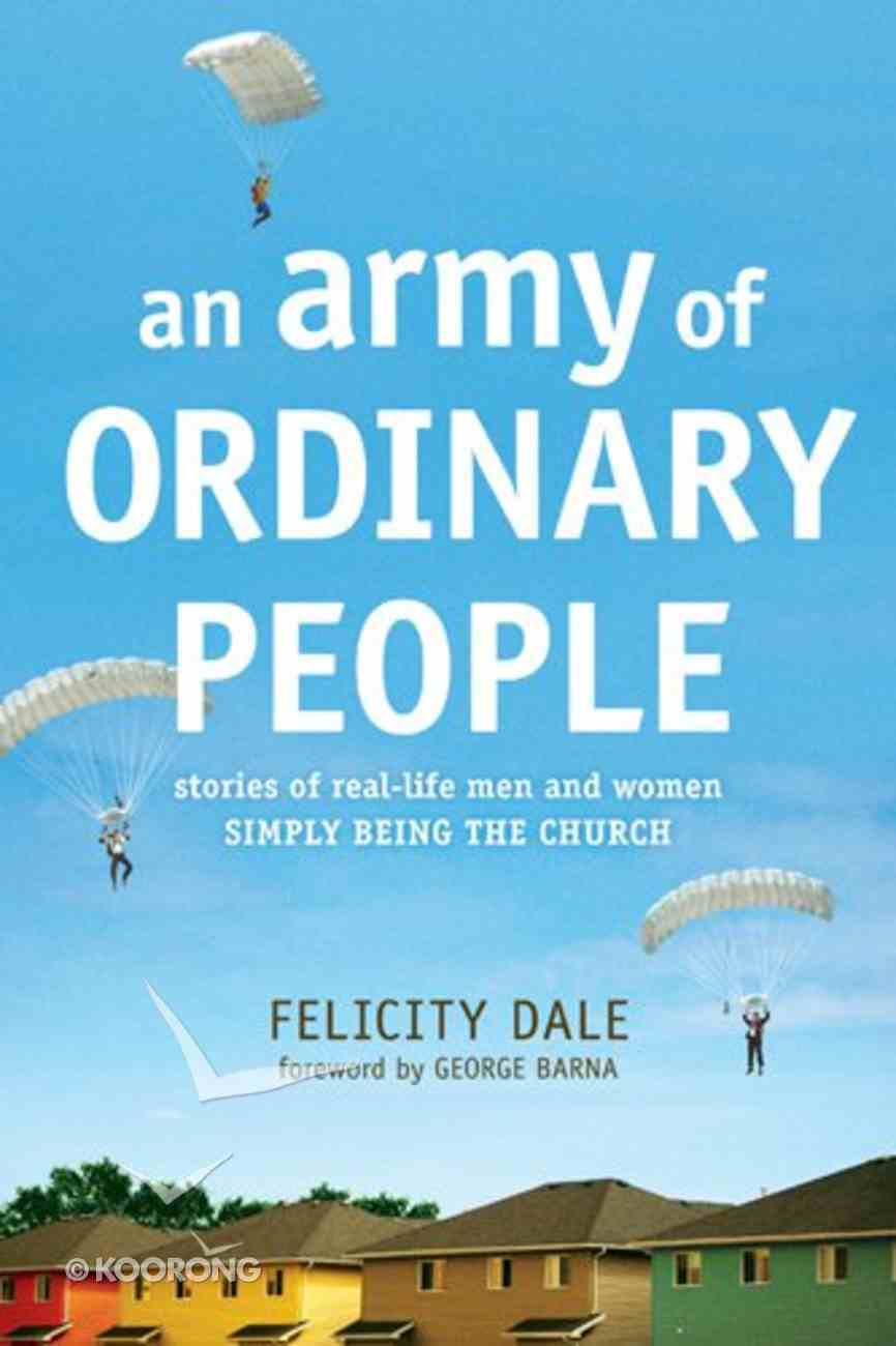An Army of Ordinary People eBook