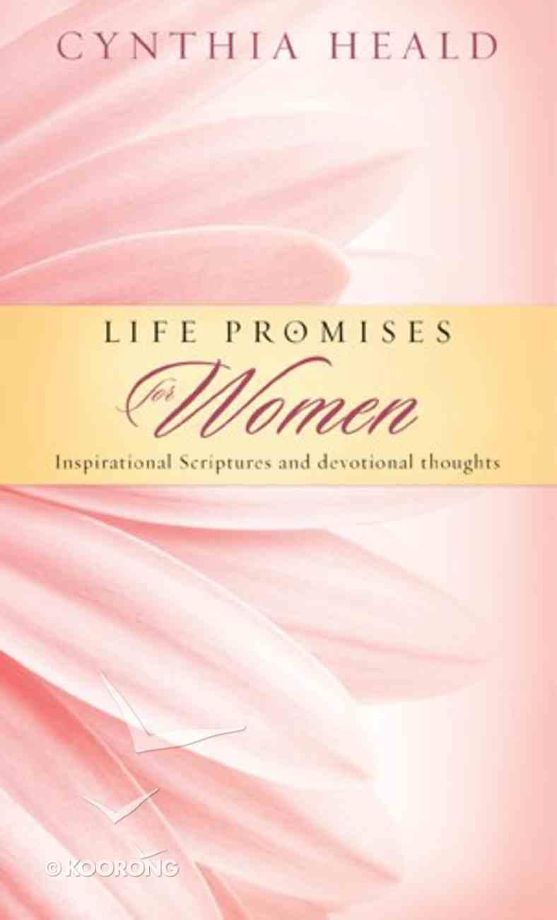 Life Promises For Women (NLT) (Life Promises Series) eBook
