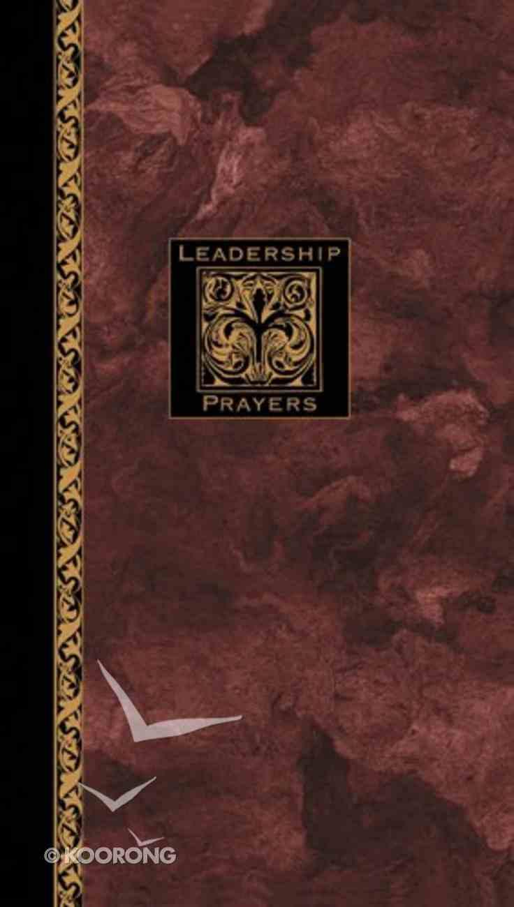 Leadership Prayers eBook