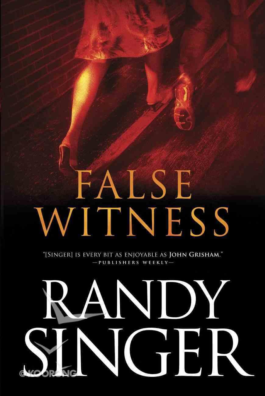 False Witness eBook