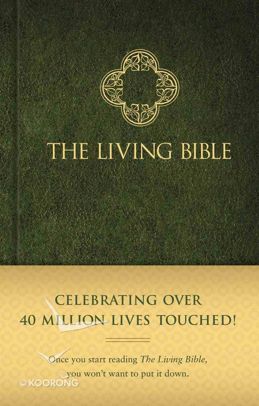 Lbp Living Bible Paraphrase Green (Original Living Bible) eBook