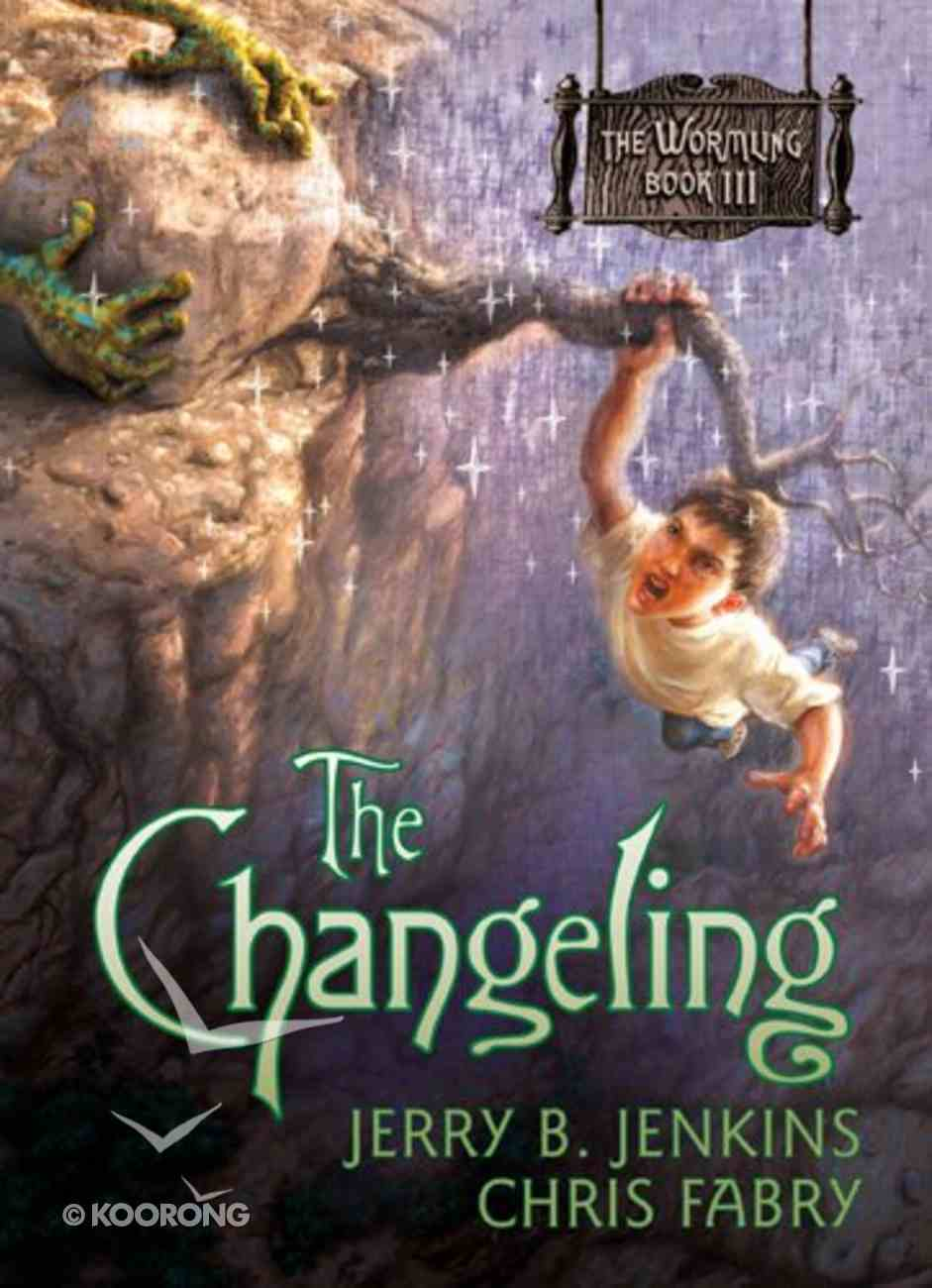 Changeling (#03 in The Wormling Series) eBook
