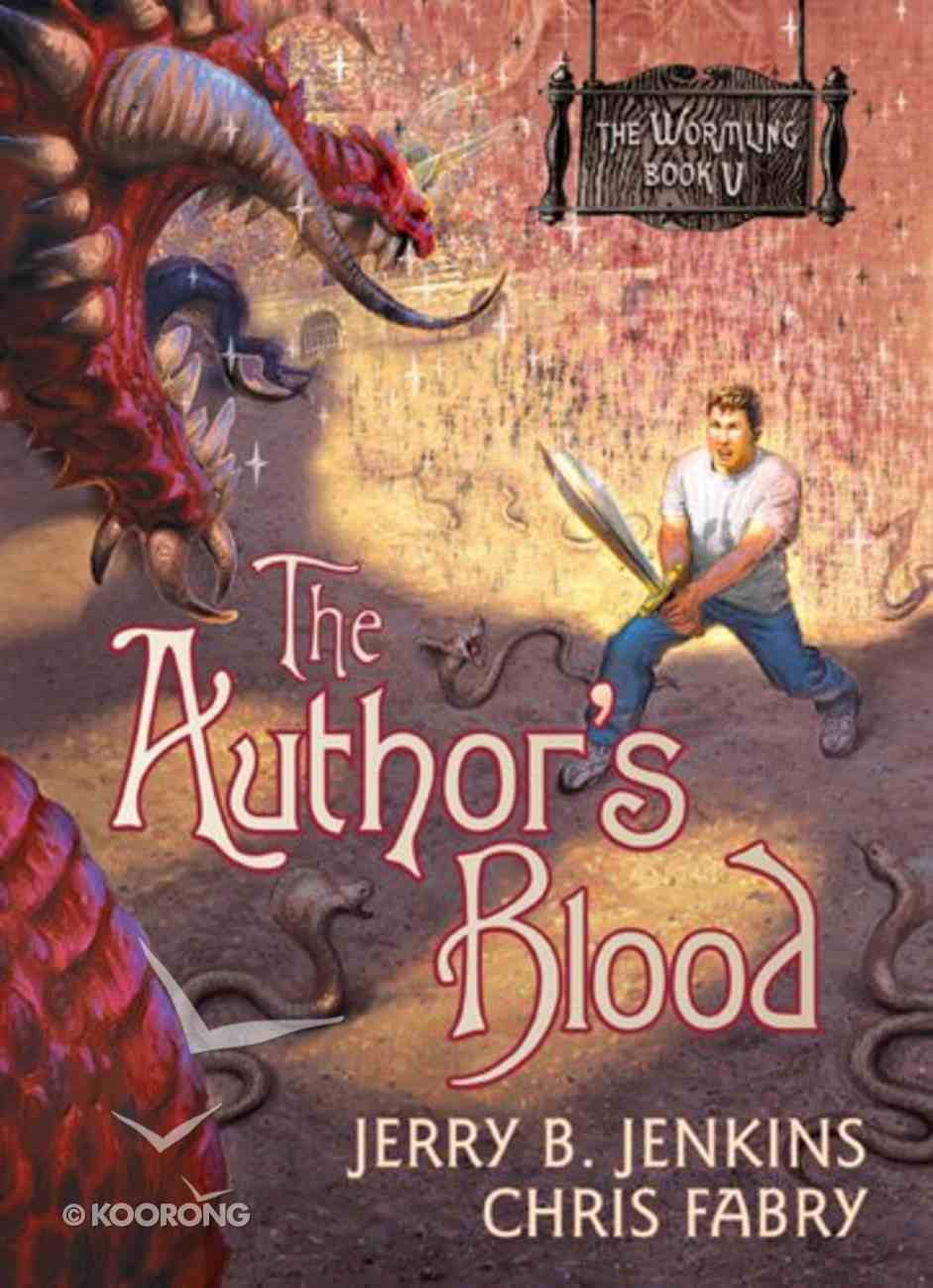 The Author's Blood (#05 in The Wormling Series) eBook