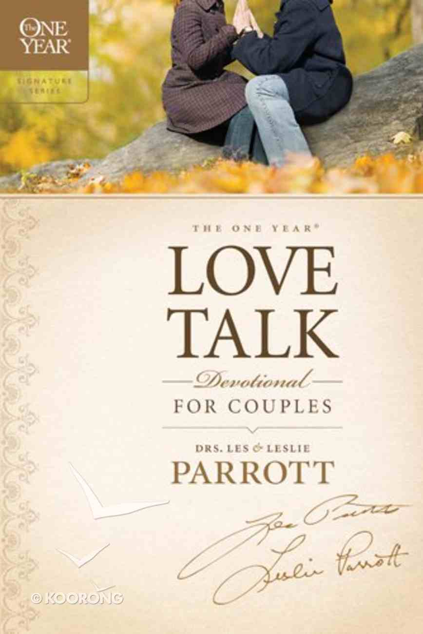 The One Year Love Talk Devotional For Couples eBook