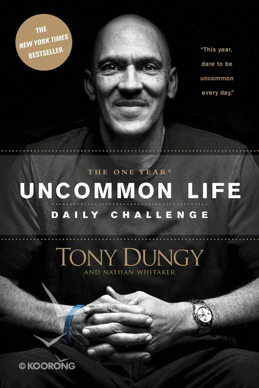 The One Year Uncommon Life Daily Challenge eBook